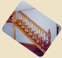 We also build custom staircases